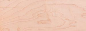 A sample of premium maple lumber used in Crown Select