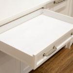 Standard Drawer in Silk White