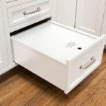 Bread Box Drawer in Silk White