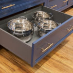 Deep Drawer Storage in Orion Gray