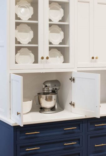 Crown Select Appliance Garage