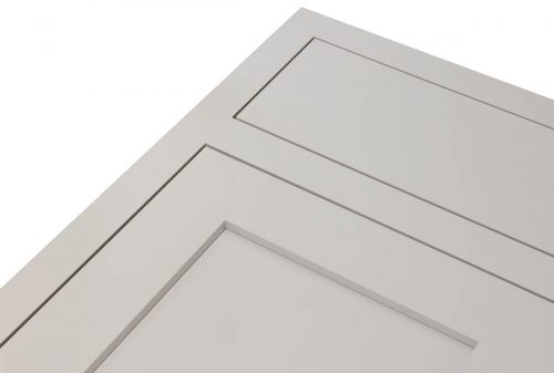 Square Inset Front Frame